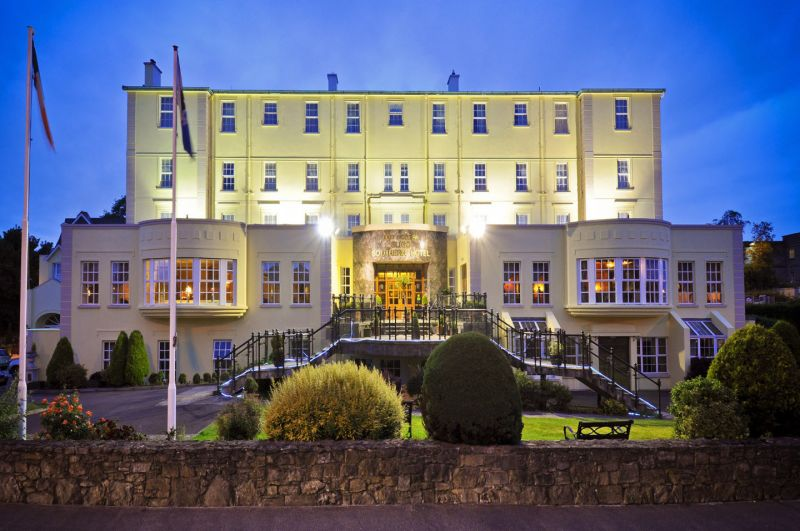4 Dublin Skylon Hotel