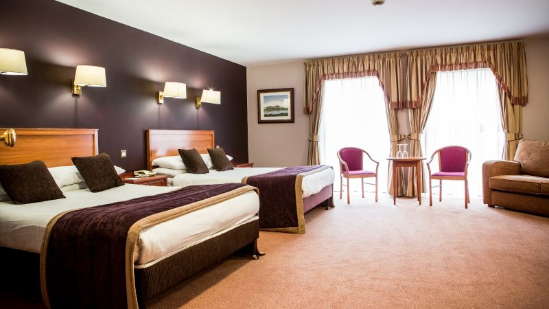 Westport Woods Hotel Accommodation