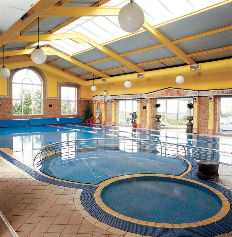 Hotel with Leisure Centre Facliities in county Sligo