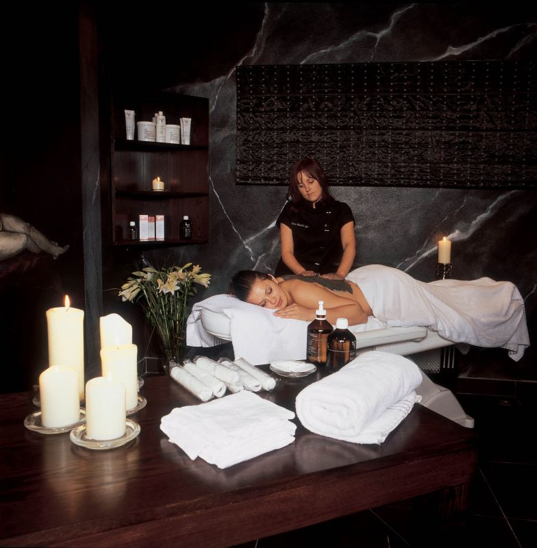 Spa Massage Therapy at the Yeats Country Hotel Rosses Point, co. Sligo
