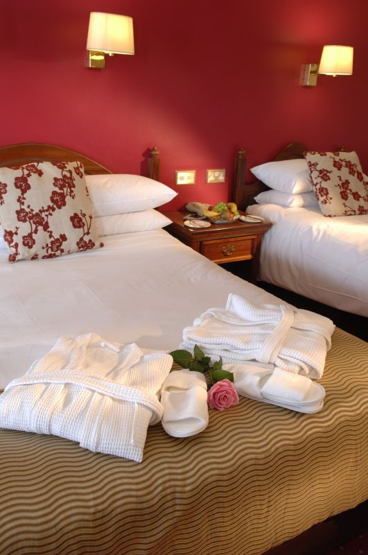 Rooms at the Yeats Country Hotel Spa & Leisure