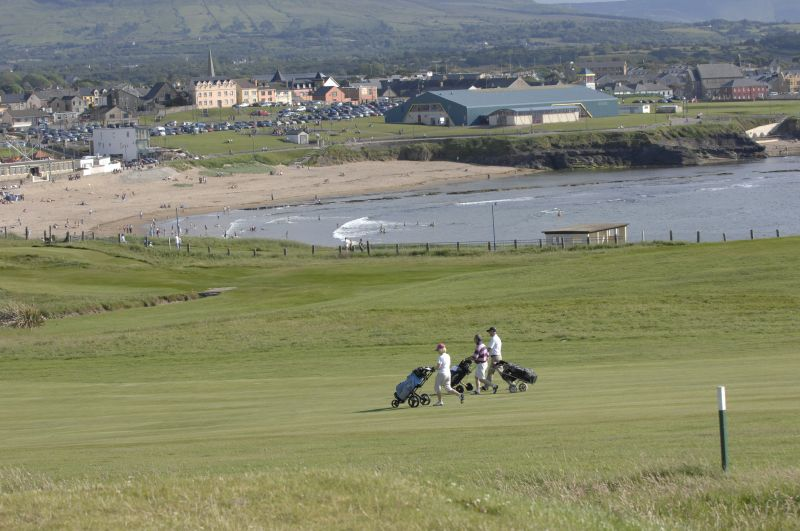 Golf Hotel Breaks Bundoran at the Great Northern Hotel