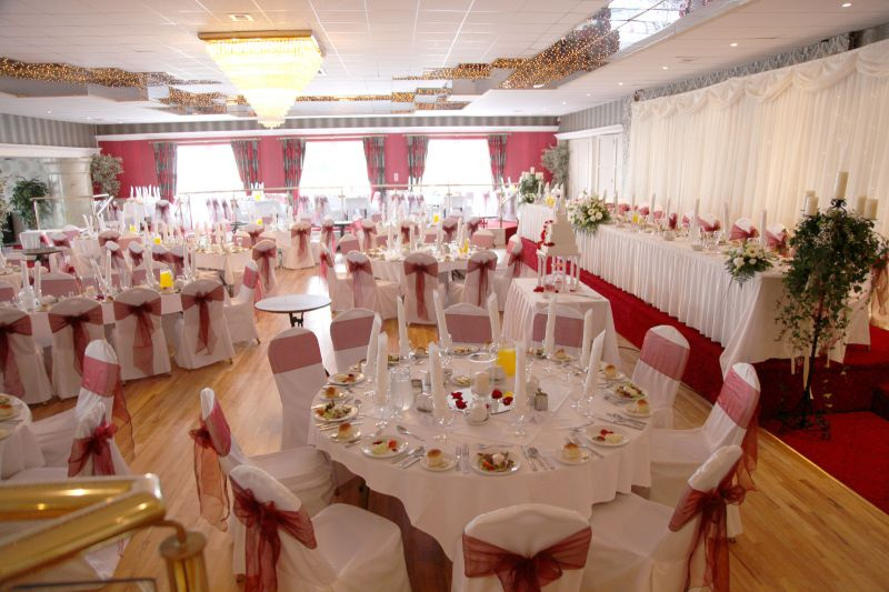 Wedding Room at the Holyrood Hotel